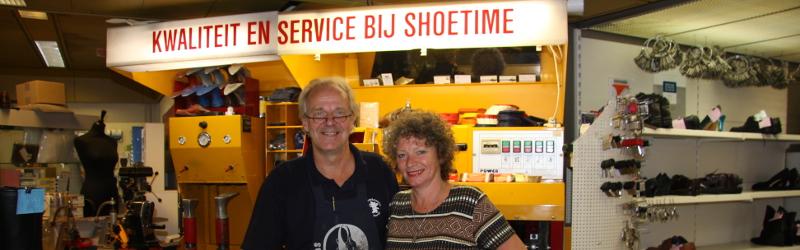 Schoenmakerij Shoetime - Kwaliteit en Service bij Shoetime